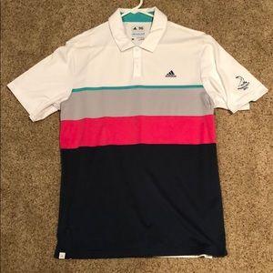 Adidas Pinehurst ClimaCool Polo Medium